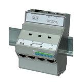 Modem-phone-fax splitter module