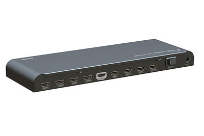 HDMI UltraHD 1 to 8splitter