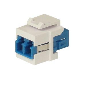 LC to LC Duplex  FO singlemode coupler - keystone (ABI-CF1014SSM)