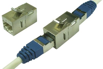 RJ45 to RJ45 Shielded coupler