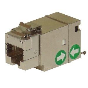 Shielded RJ45 OmniMedia HD-Cat6 connector