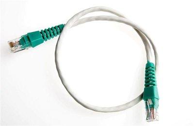 Unshielded RJ45-RJ45 patch cord