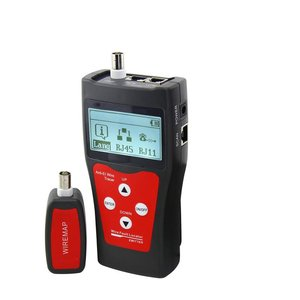 Link Length & Wiremap cabling tester